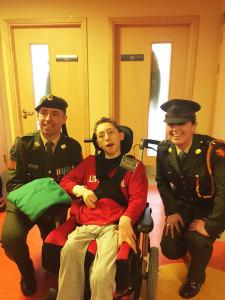 army visit 1