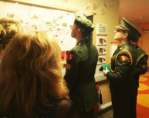 army visit 2