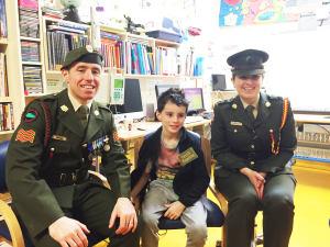 army visit 5