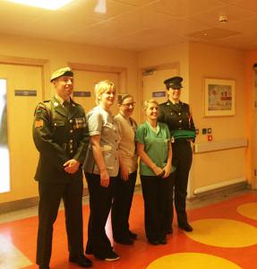 army visit 7